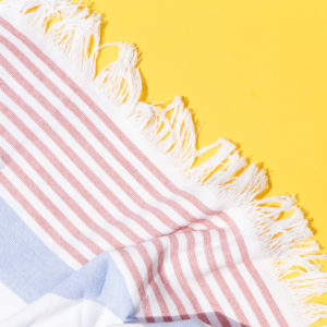 Beach and sports towels
