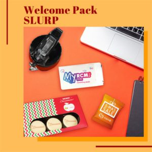 WELCOME PACK SLURP