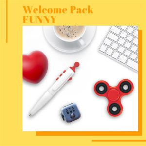 Welcome Pack FUNNY