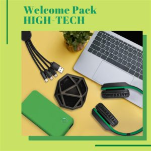 WELCOME PACK HIGHT TECH