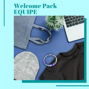 WELCOME PACK EQUIPE